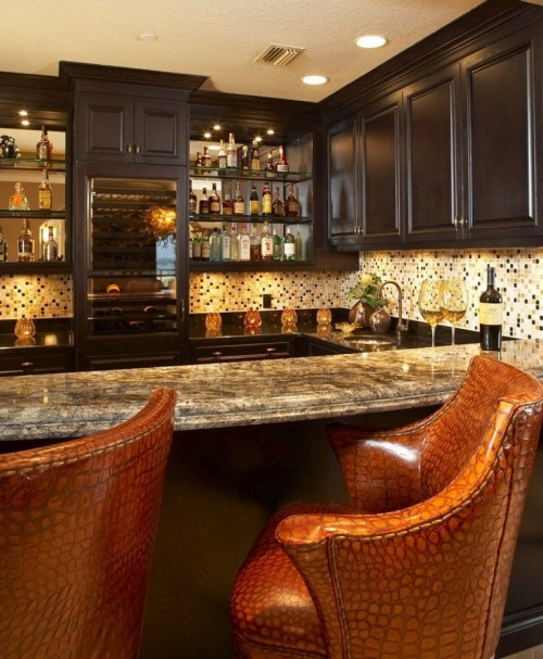 18 Small Home Bar Designs Ideas: 25 Truly Amazing Home Bar Designs