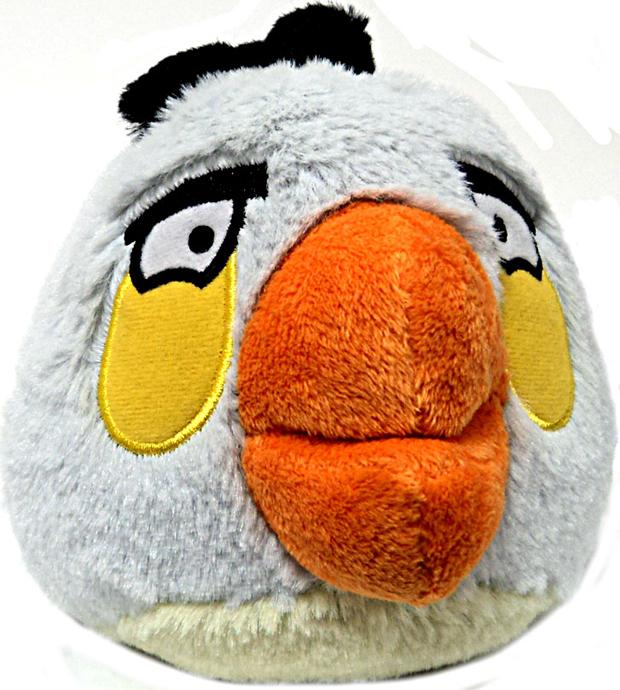 Angry Birds Plush Toys