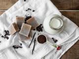Aromatic Diy Vanilla Bean Latte Soap