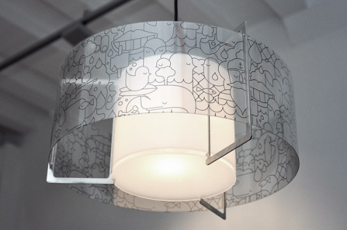 Artistic Suspended Lamps photo