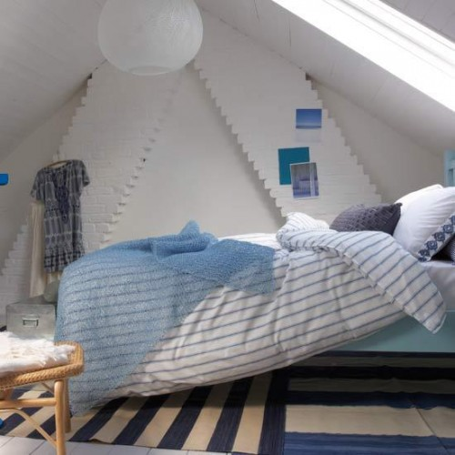 50 Attic Bedroom Decorating Ideas