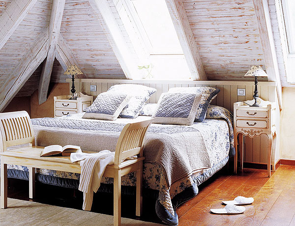 50 cool attic bedroom design ideas photo 22