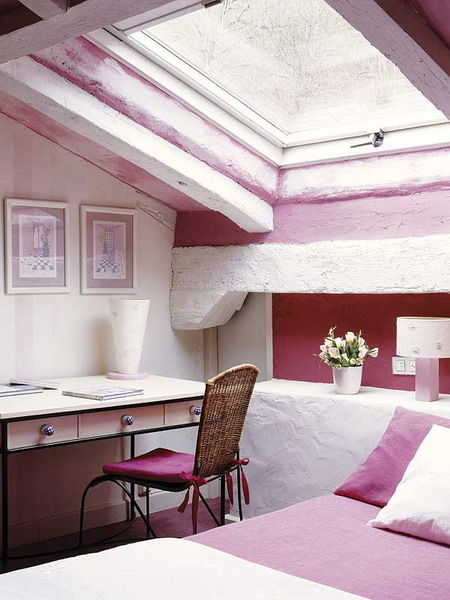 Etonnant Attic Bedroom Designs