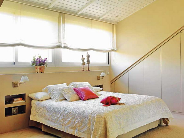 50 cool attic bedroom design ideas photo 33