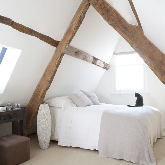 Attic Bedroom Designs
