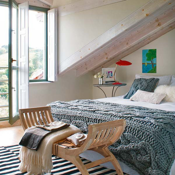 50 cool attic bedroom design ideas photo 5
