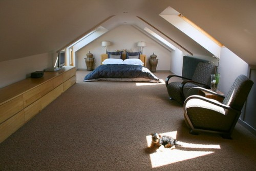 Ordinaire Attic Bedroom Designs
