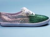 DIY Glitter Keds Sneakers