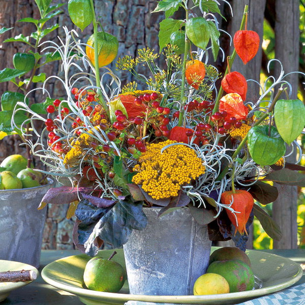 67 Cool Fall Table Decorating Ideas » Photo 42