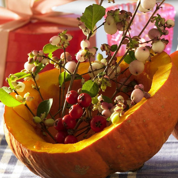 67 Cool Fall Table Decorating Ideas » Photo 16