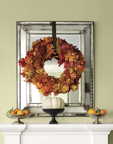 10 Cool Autumn Wreath Ideas