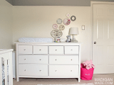 changing table from Hemnes