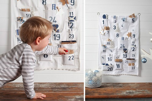 pocket advent calendar (via taradennis)