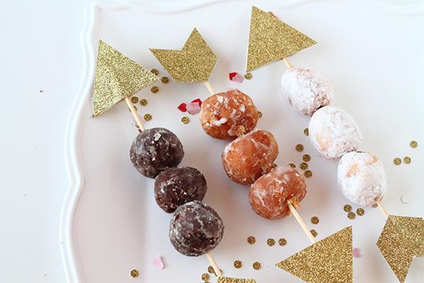 arrow donut holders