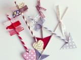 cupid arrows of drink straws