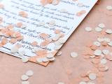 confetti party invitations