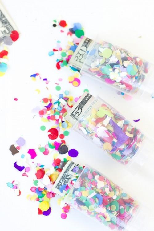 confetti poppers (via studiodiy)