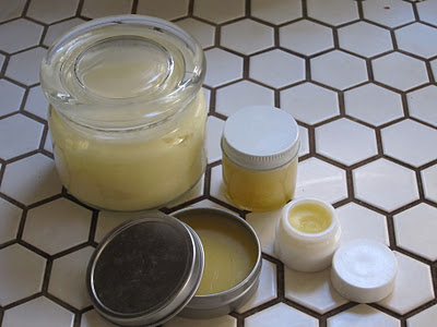 simple olive oil moisturizer (via rootsimple)