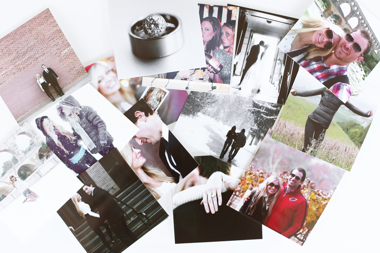 Picture Of awesome diy black and white instagram calendar  4