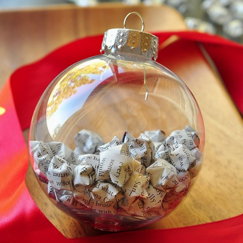 Unique Christmas Ornaments.24 Awesome Diy Christmas Tree Balls To Make Your Tree Unique
