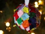 Felt Christmas balls