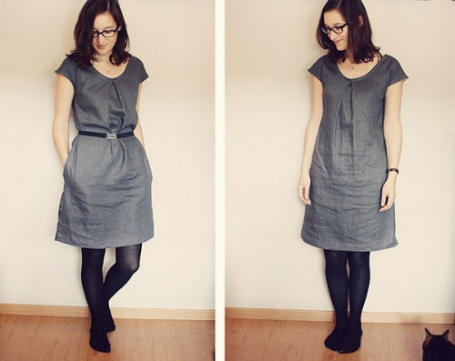 sorbetto dress (via tidytipsy)