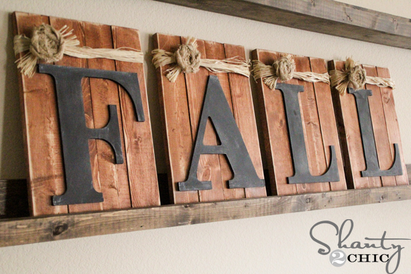 chalkboard letters sign