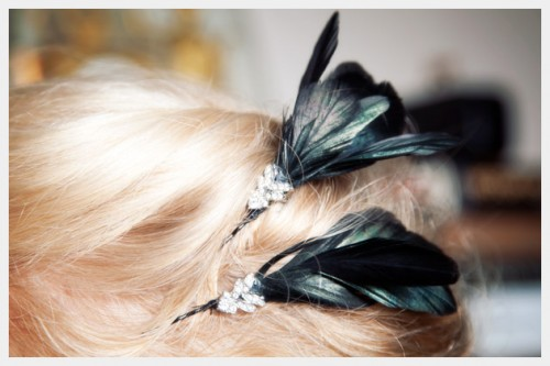 28 Awesome DIY Hair Accessories