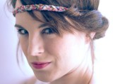 braided liberty headbands