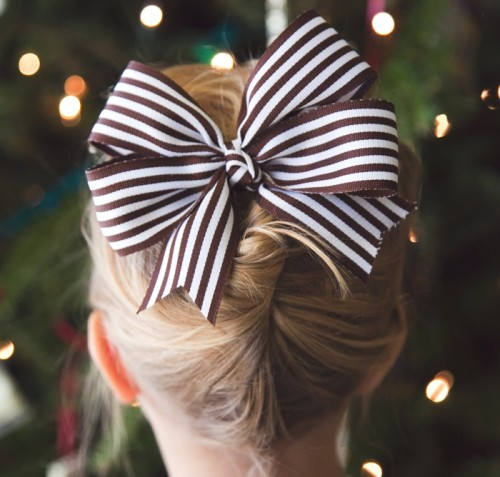 texas hair bow (via prudentbaby)