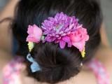 fresh flower wrap