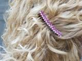 chain hair combs