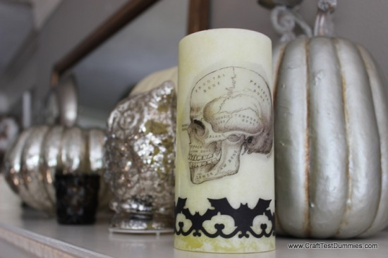 graphic candles