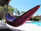 nylon hammock