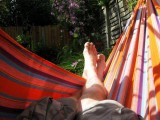 inexpensive diy hammock