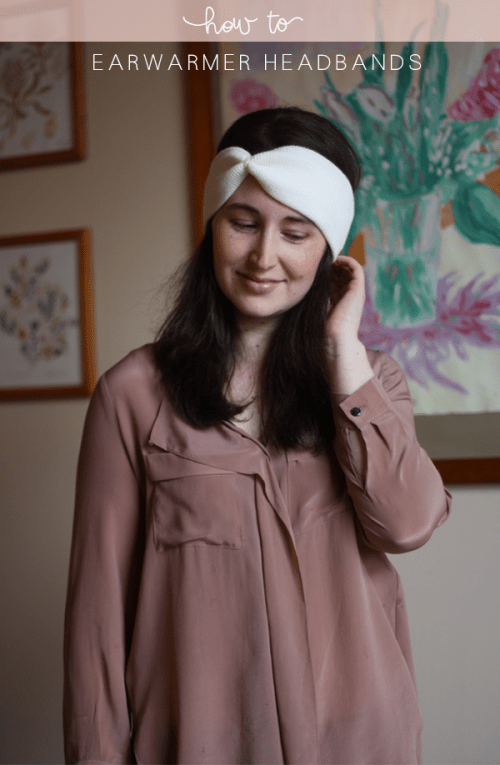 simple earwarmer headband (via blog)