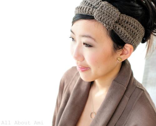 knotted headband (via allaboutami)