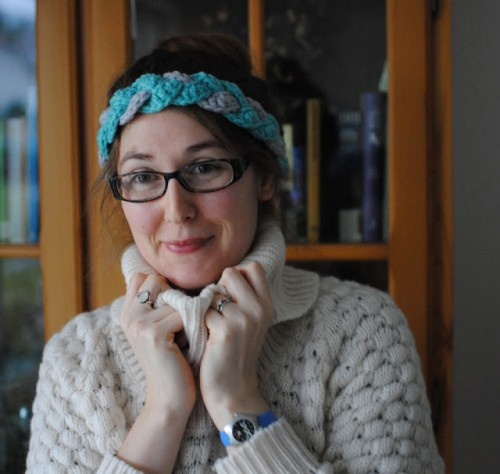 plait earwarmer headband (via cobysvintage)
