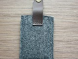 Awesome Diy Iphone Felt Holder For Your Dad