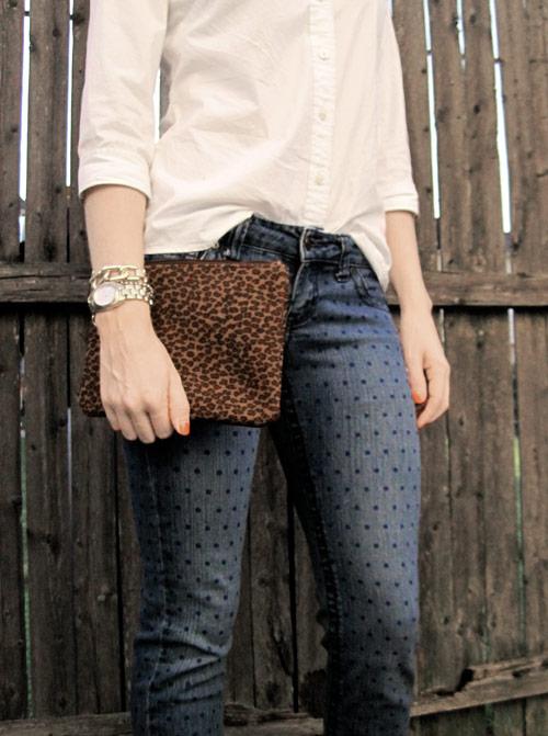 polka dot jeans (via shortofsomething)