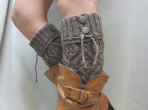 17 Awesome DIY Leg Warmers For The Cold Season