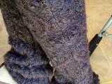 old school leg warmers