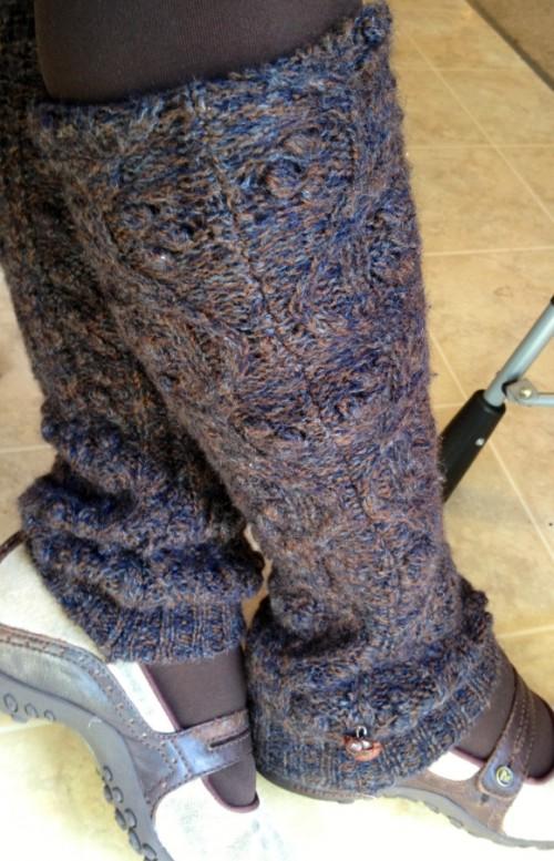 old school leg warmers (via ibikeubike)