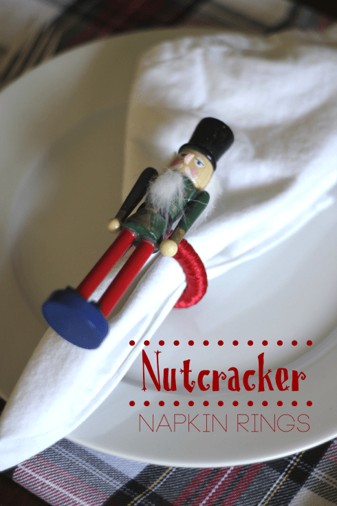 nutcracker napkin rings (via bewhatwelove)