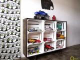 crates storage unit