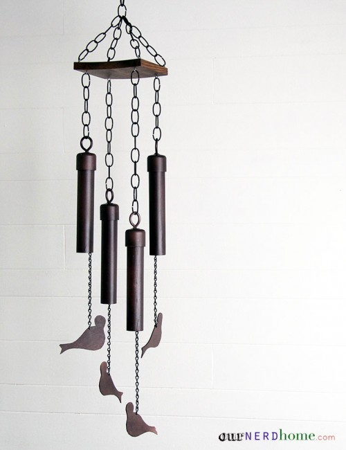 birdy wind chimes (via shelterness)