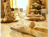 jingle bells napkin rings