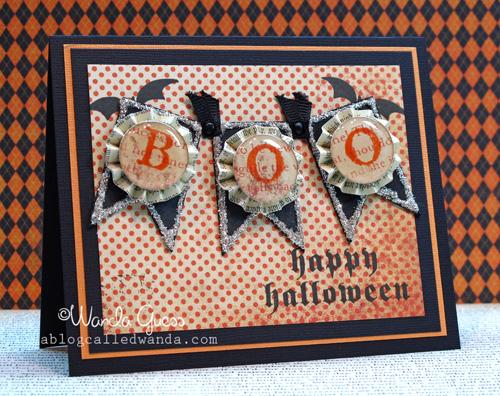 vintage Halloween card (via ablogcalledwanda)