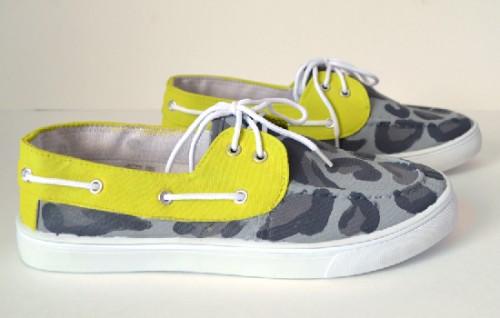 leopard lime boat shoes (via dreamalittlebigger)