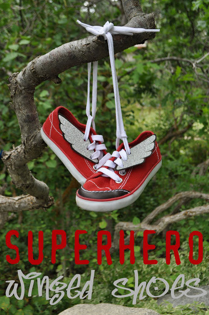 superhero winged shoes (via ilovetocreateblog)